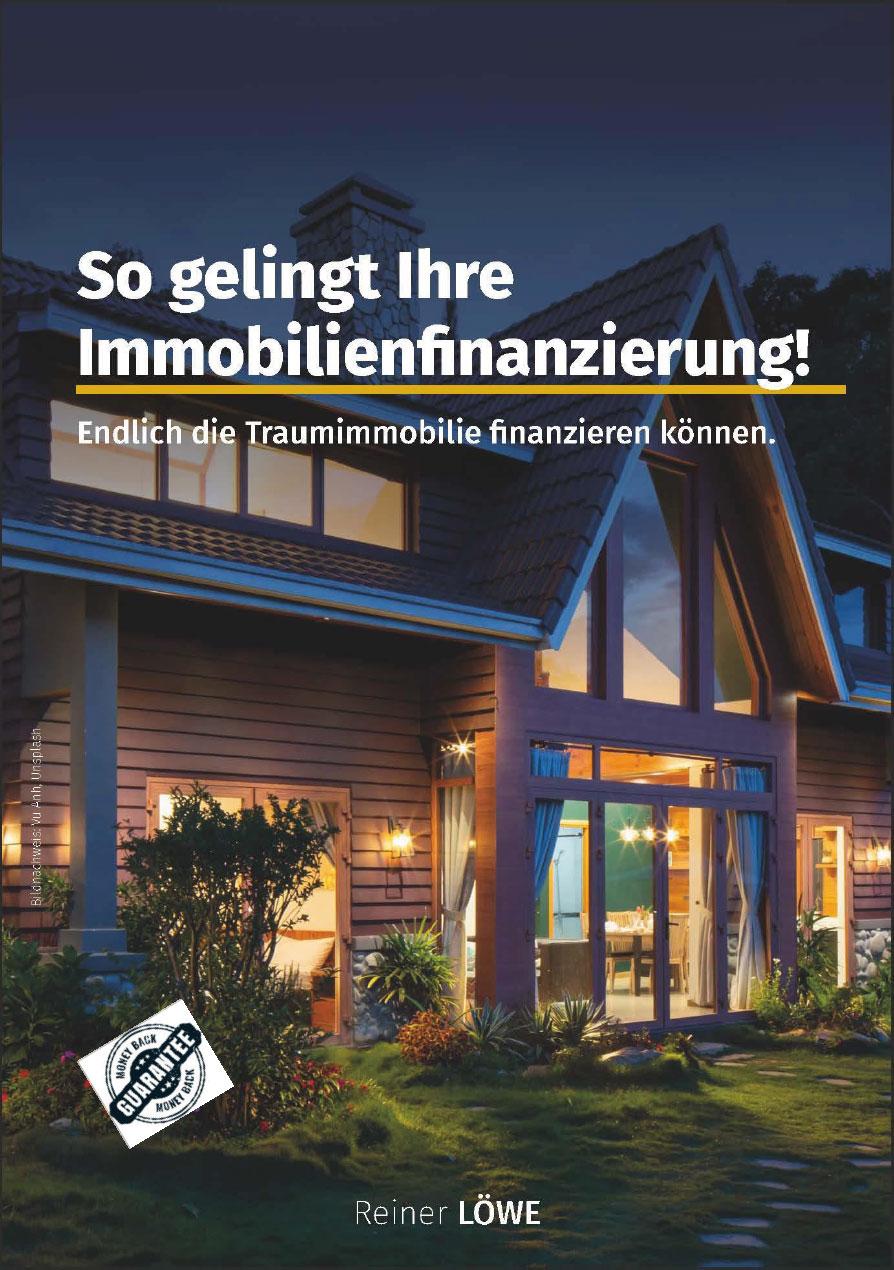 Ratgeber Immobilienfinanzierung